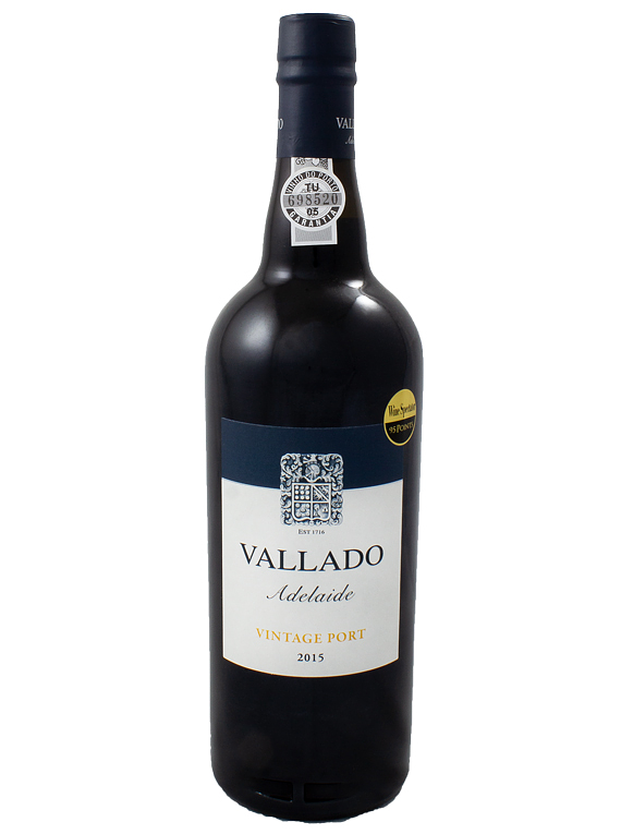 Quinta do Vallado Adelaide Vintage Port 2015