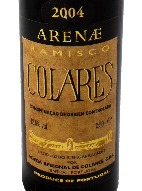 Colares Arenae Ramisco 2004