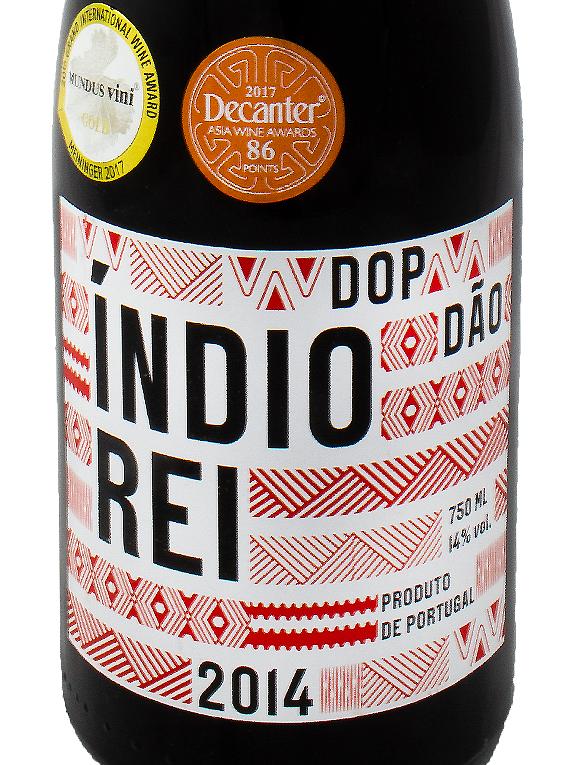 Índio Rei Red Label Grande Reserva 2014