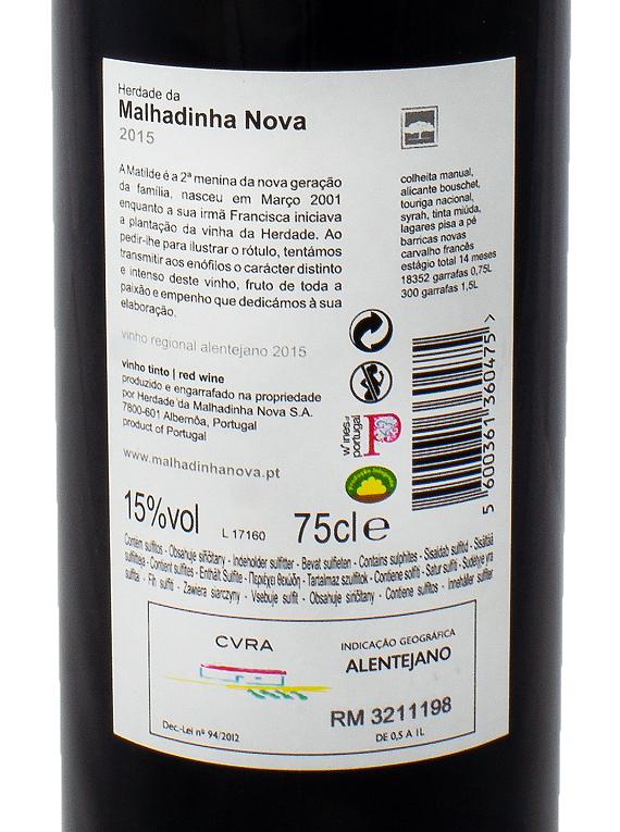 Malhadinha 2015