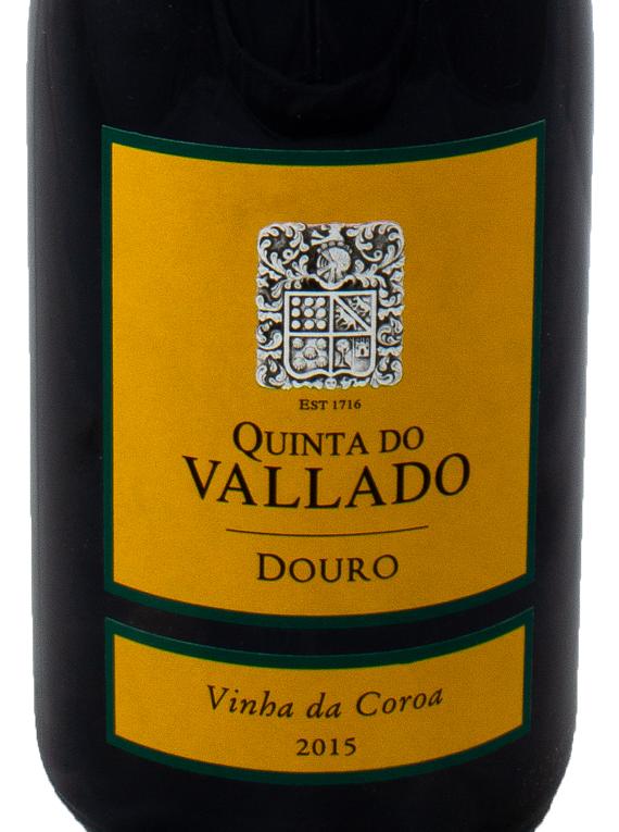Quinta do Vallado Vinha da Coroa 2015