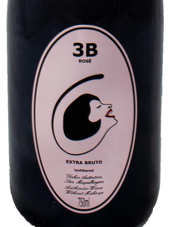 Espumante Filipa Pato Rosé 3B