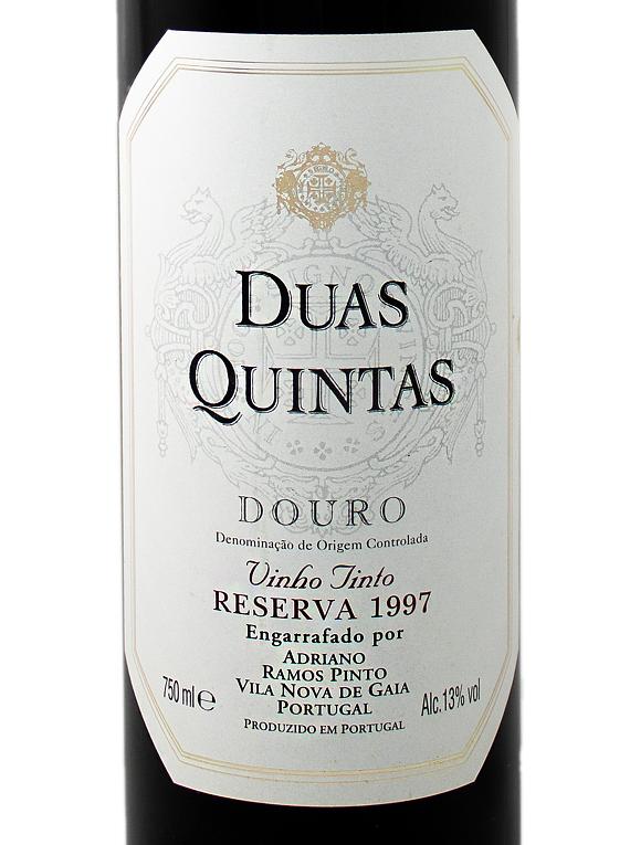 Duas Quintas Reserva 1997