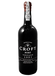 Croft Vintage Port 1991
