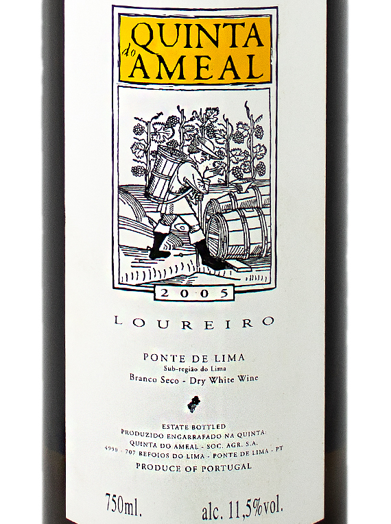 Quinta do Ameal Loureiro 2005