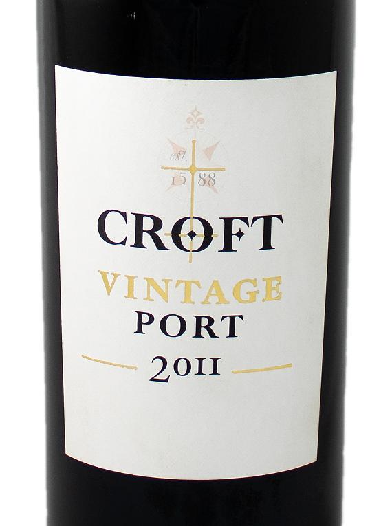 Croft Vintage Port 2011