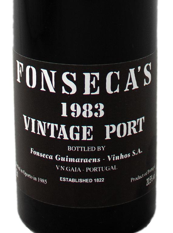 Fonseca Vintage 1983