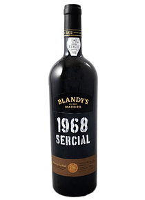 Blandy's Sercial Vintage 1968