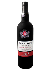 Taylor's Single Harvest 1968 Port