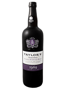 Taylor's Single Harvest 1969 Port
