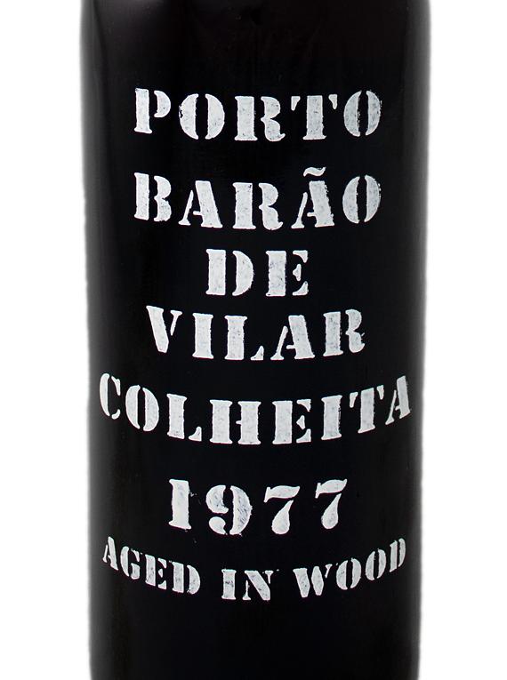 Barão de Vilar Porto Colheita 1977