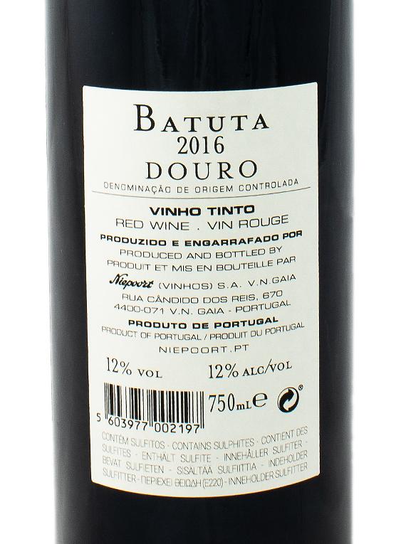 Batuta 2016