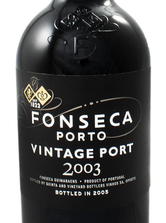 Fonseca Vintage Port 2003