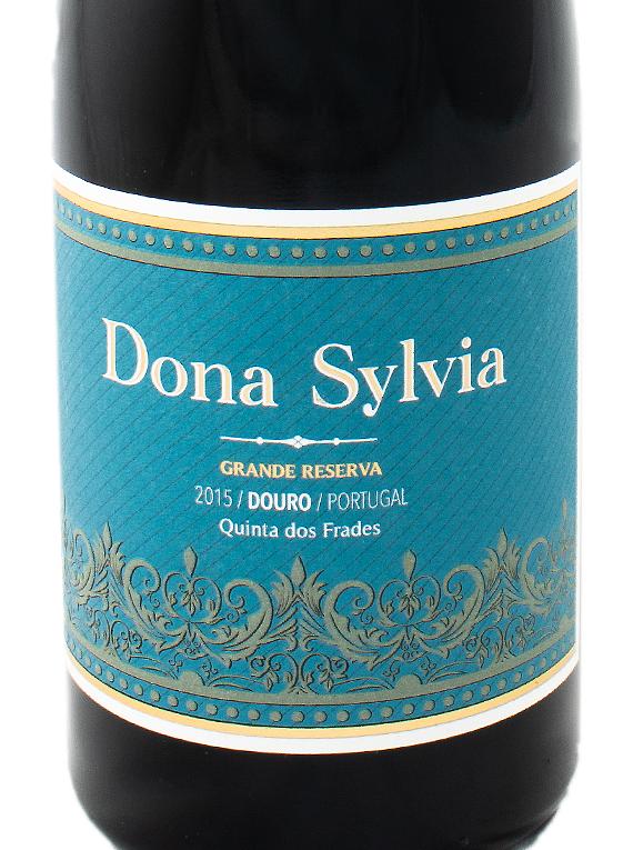 Dona Sylvia Grande Reserva 2015