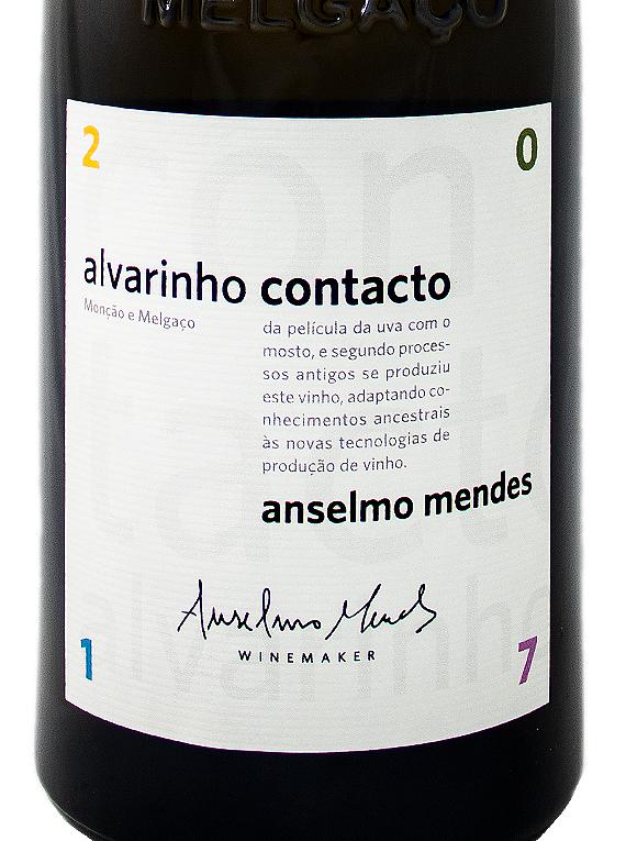 Alvarinho Contacto 2017