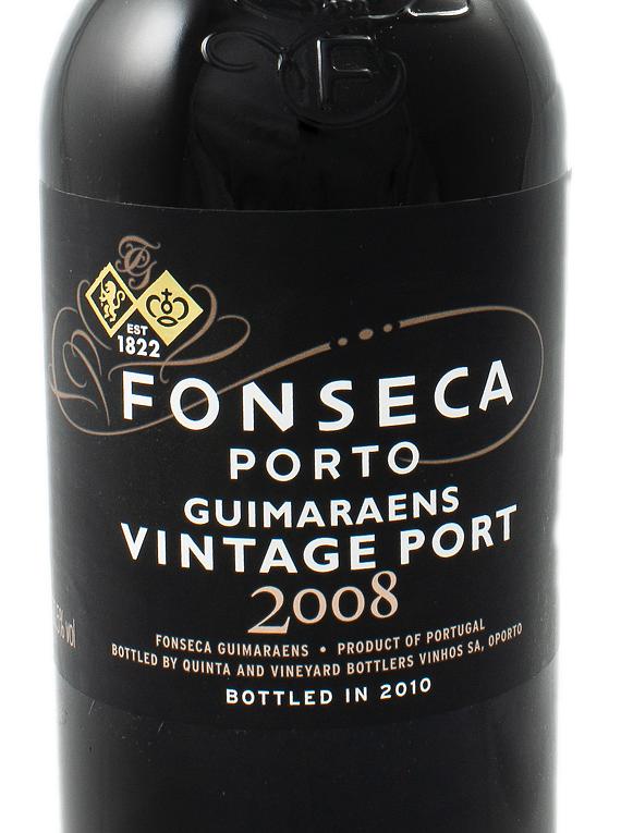 Fonseca Guimaraens Vintage Port 2008