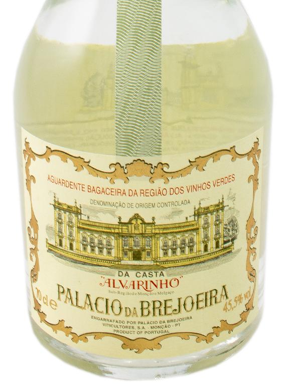 Palácio da Brejoeira Aguardente Bagaceira