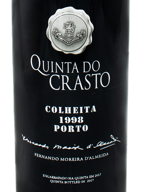 Quinta do Crasto Colheita Port 1998