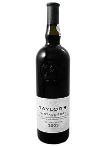 Taylor's Vintage Port 2003