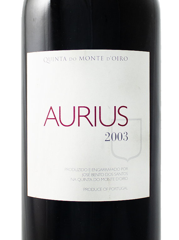 Quinta do Monte d'Oiro Aurius 2003