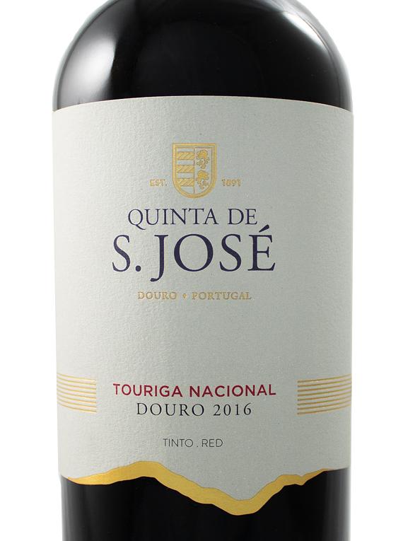 Quinta de S. José Touriga Nacional 2016