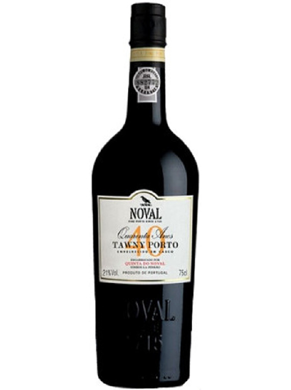 Quinta do Noval 40 Year Old Tawny