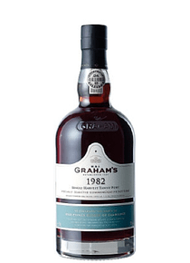 Graham's Commemorative Bottle Colheita 1982