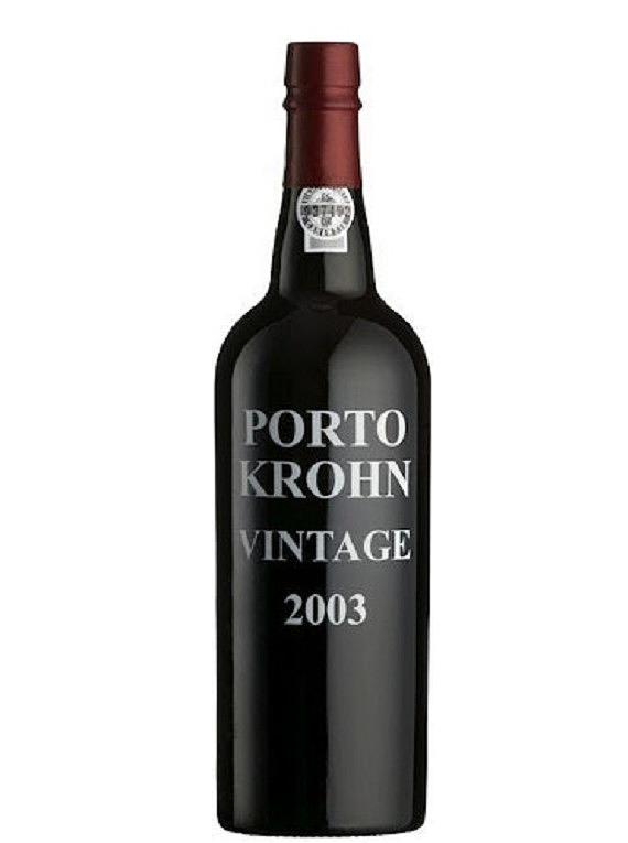 Wiese & Krohn Vintage 2003