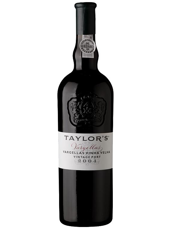 Taylor's Quinta de Vargellas Vinhas Velhas Vintage 2004