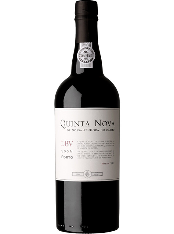 Quinta Nova Late Bottled Vintage 2009