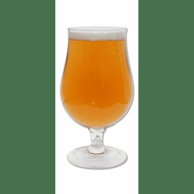 Receta Belgian Golden Strong Ale (BGSA)