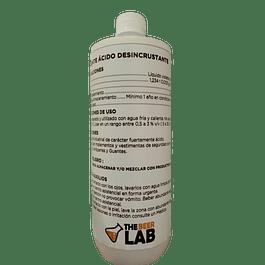 Detergente Acido (1 Lts)
