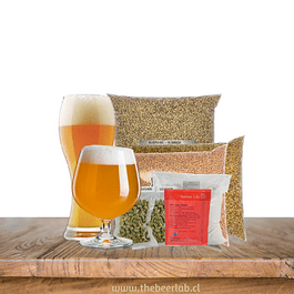 Receta Belgian Golden Strong Ale (BGSA)