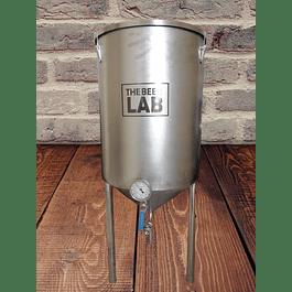 Fermentador Acero Inox 150 Litros