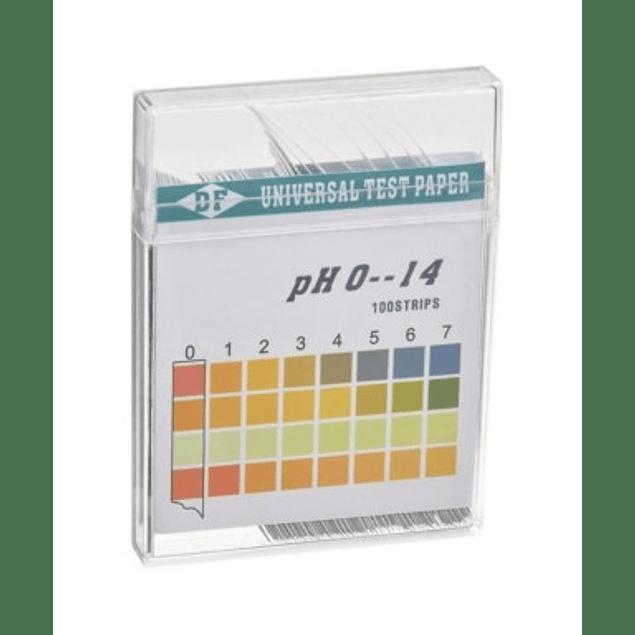 Papel PH (caja 100 unid.)