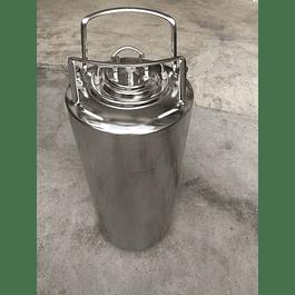 Barril Cornelius 5 galones (19 litros)