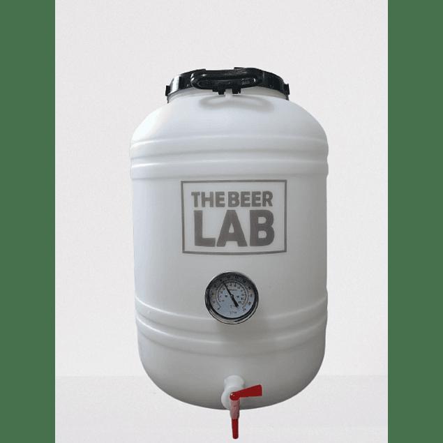 Fermentador plastico 60 Litros