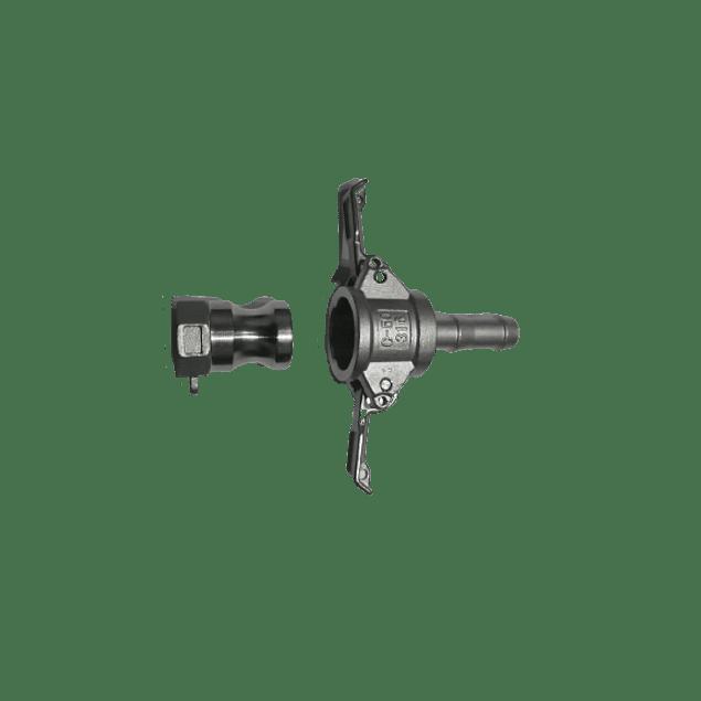 Kit camlock Hembra (C+A)