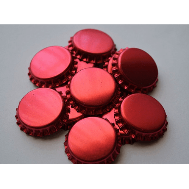 Tapas corona Roja