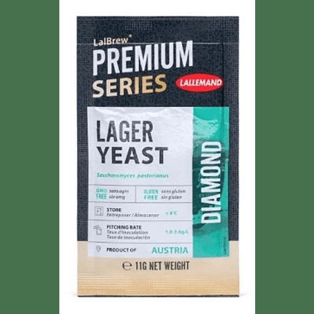 Levadura Diamond Lager