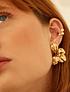 ALEYOLÉ | EAR CUFF KLIMT GOLD