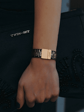 IL CENTIMETRO | PULSERA QUEEN GOLD