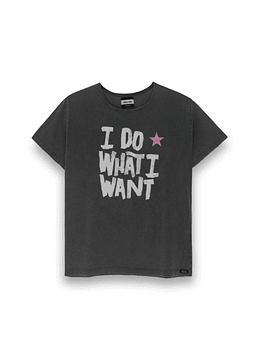 DEAR TEE | Polera I Do What I Want