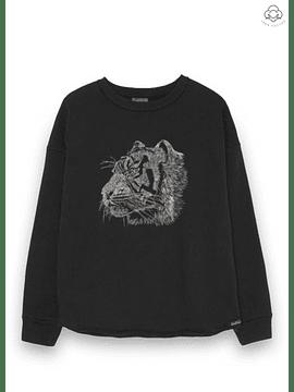 DEAR TEE   Polerón Tigre Tacks