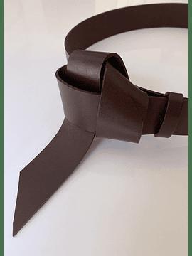CARNEVALE MADRID  | Cinturón Agatha Chocolate