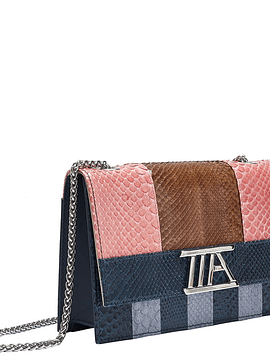 Tita Madrid | Spiga Stripes Blue