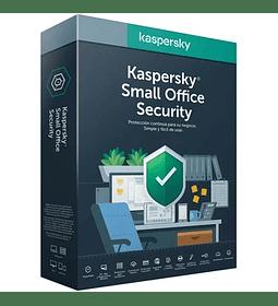 Kaspersky Small Office Sec 7 LatAm 6MD 6Dt 1FS 6User 1Y Bs Kaspersky