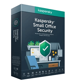 Kaspersky Small Office Security 7 LatAm 7MD 7Dt 1FS 7User 1Y Bs