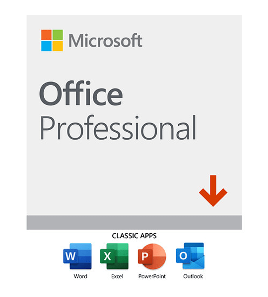 Microsoft ESD Office Professional 2019 All Languages
