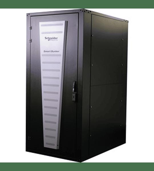 SmartBunker FX 42U 5KVA UPS Air Cooled In-Row SC